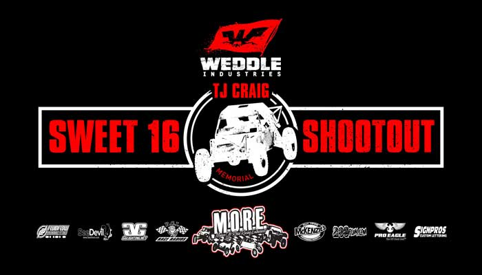 The Weddle Sweet 16 Shootout is Back!