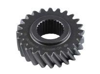 vw 091 transmission gear ratios